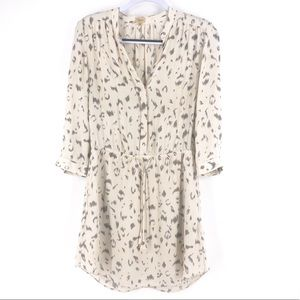 Aritzia T. Babaton Silk Bennett Dress